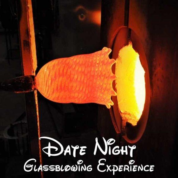 Glass Blowing Date Night