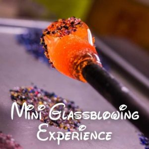 Mini Glass Blowing Experience