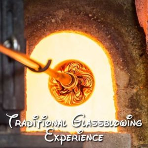 Traidtional Glass Blowing Experience