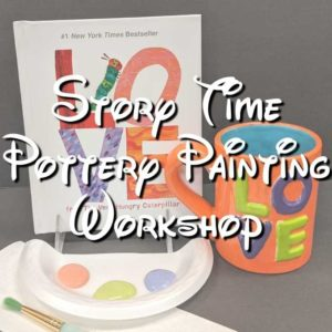 Storytime Pottery Workshop