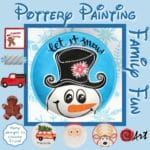 Holiday Pottery Painting Workshop @ The Resort