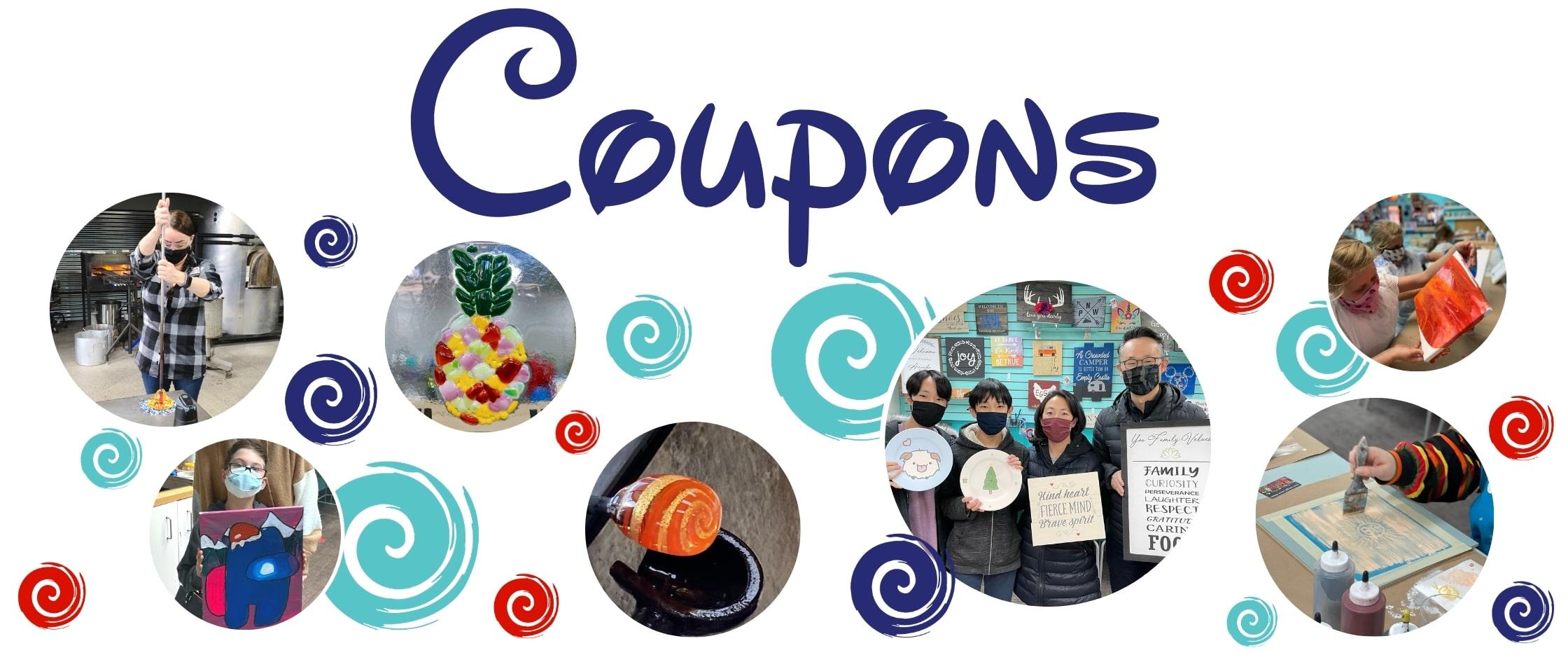 Live Laugh Love Art art experience center coupons